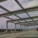 метални конструкции, Бургас, халета, сандвич панели, окомплектовъчни детайли