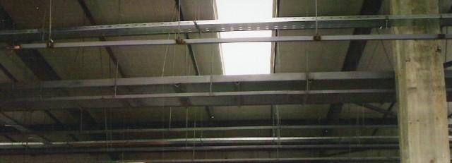 Конструкции за окачен таван