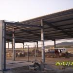 метални конструкции, Бургас, халета, изложбена зала и сервиз, Атия