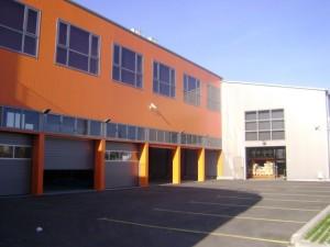 Автосервиз и складова база Мотобул