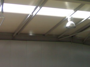 Светлопропускливи покривни панели