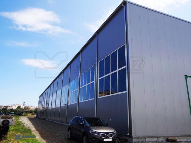 Производствена база на Трансвагон АД