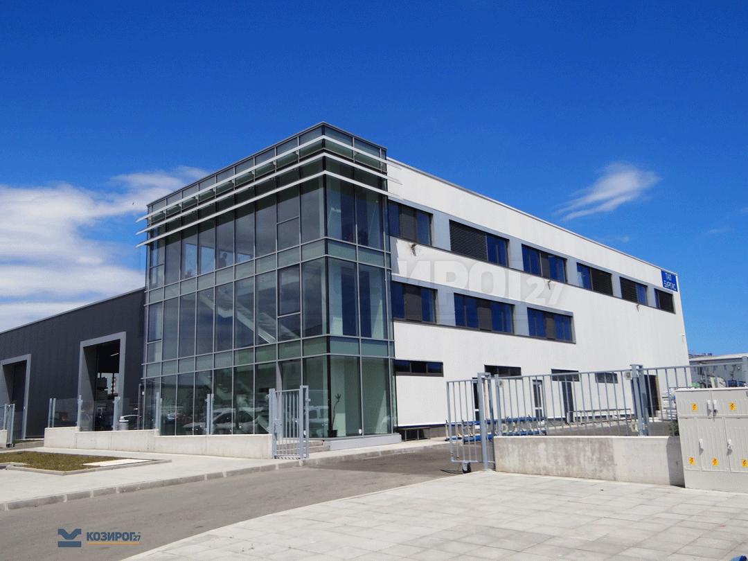 Козирог27 изгради Складова база с работилница и офиси на ТАЛ Бургас ООД